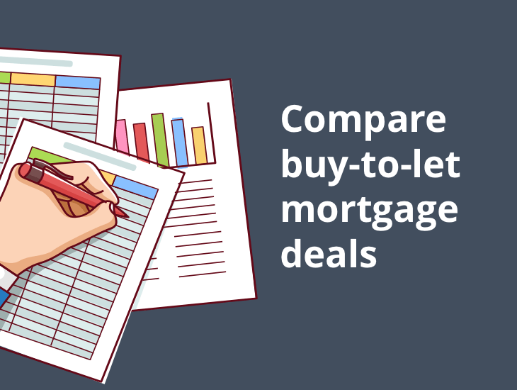 Compare buy-to-let mortgage deals
