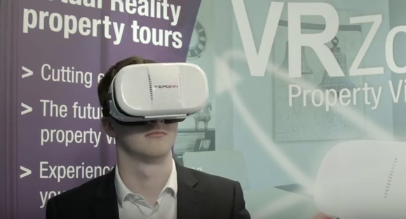 Virtual Reality viewings