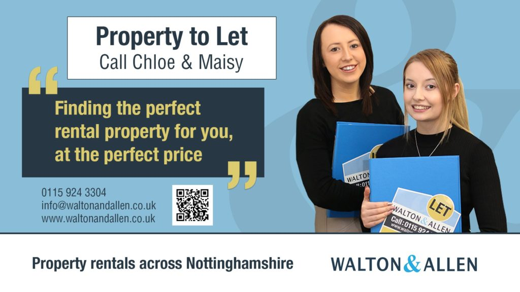 Lettings agent Nottingham