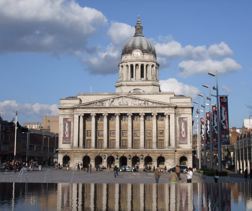 nottingham property market