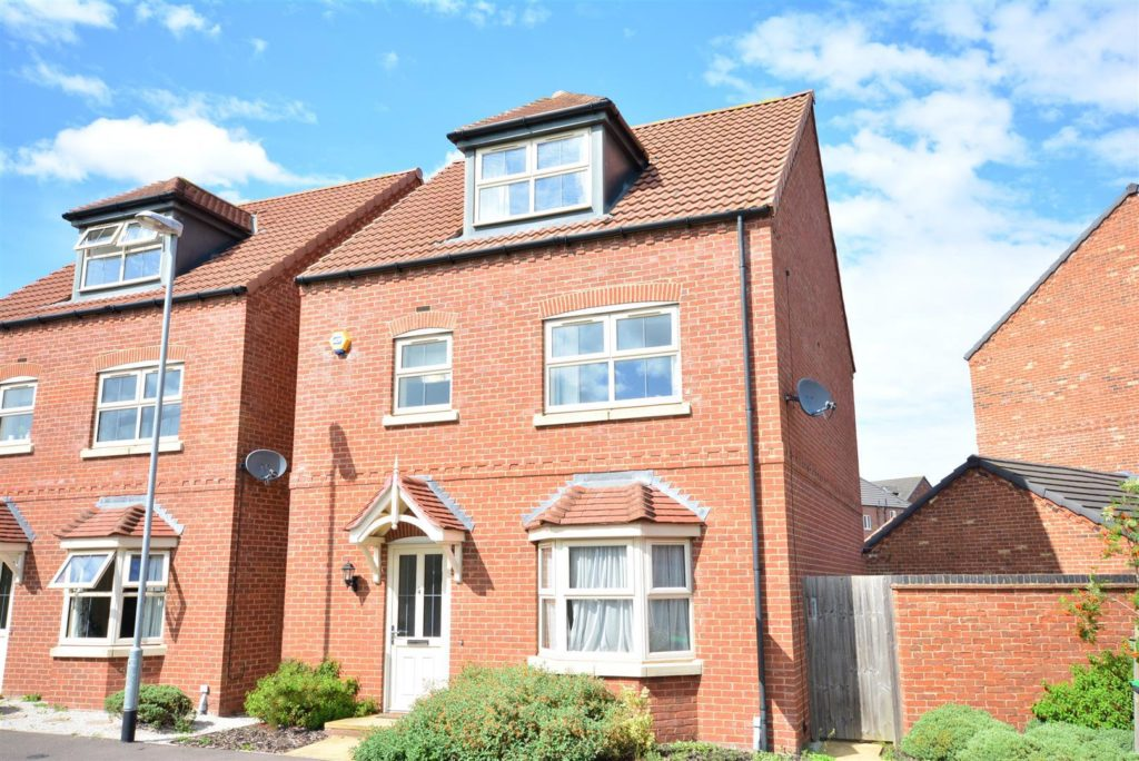 new build property in hucknall