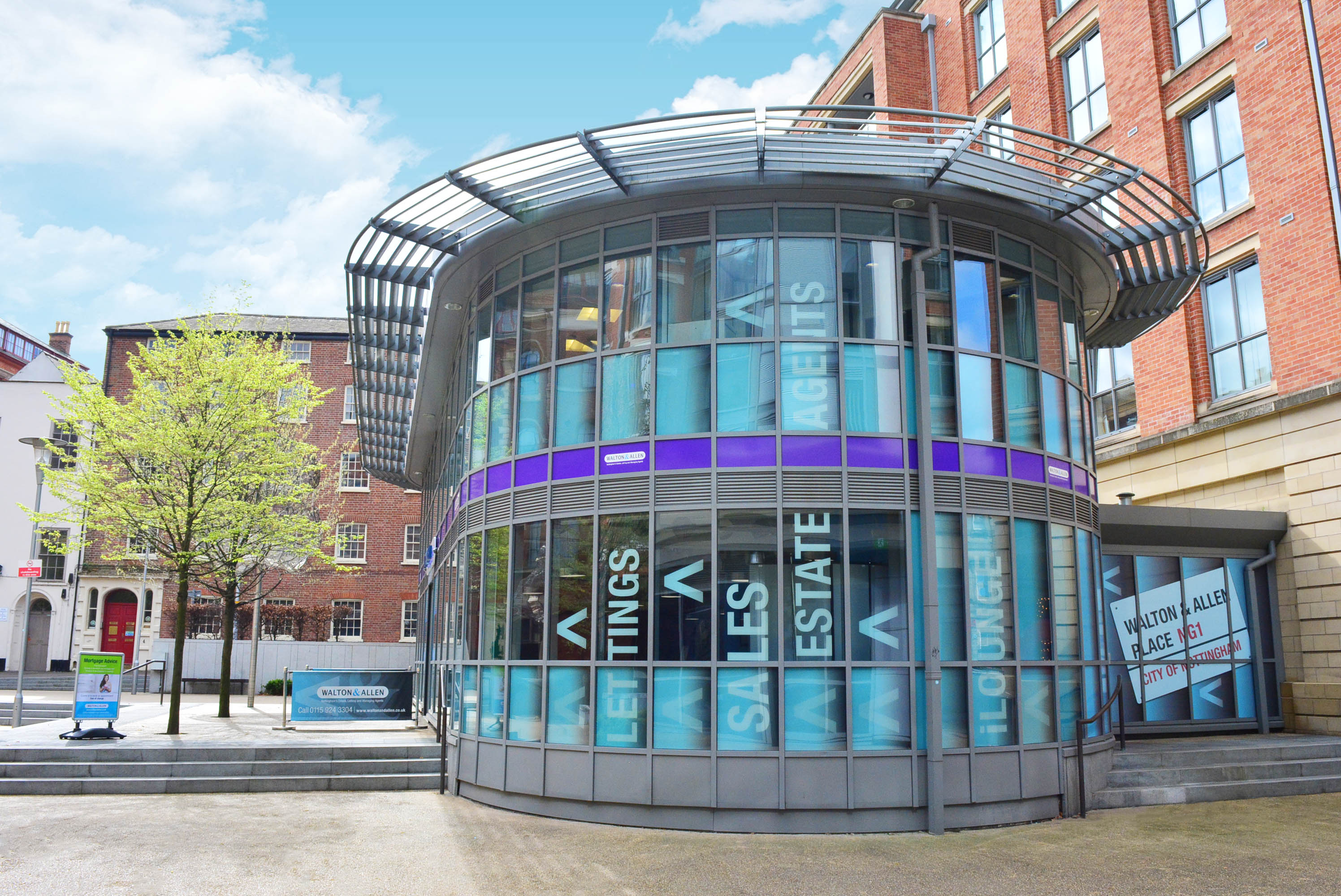 Nottingham Letting Agents in City Centre